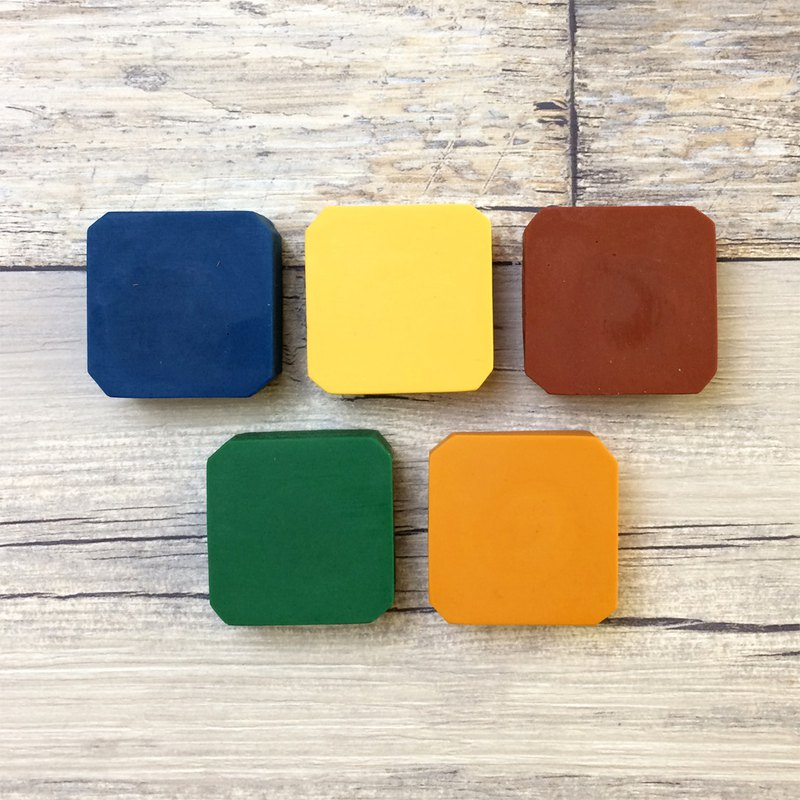 Natural homemade beeswax / 8 colors