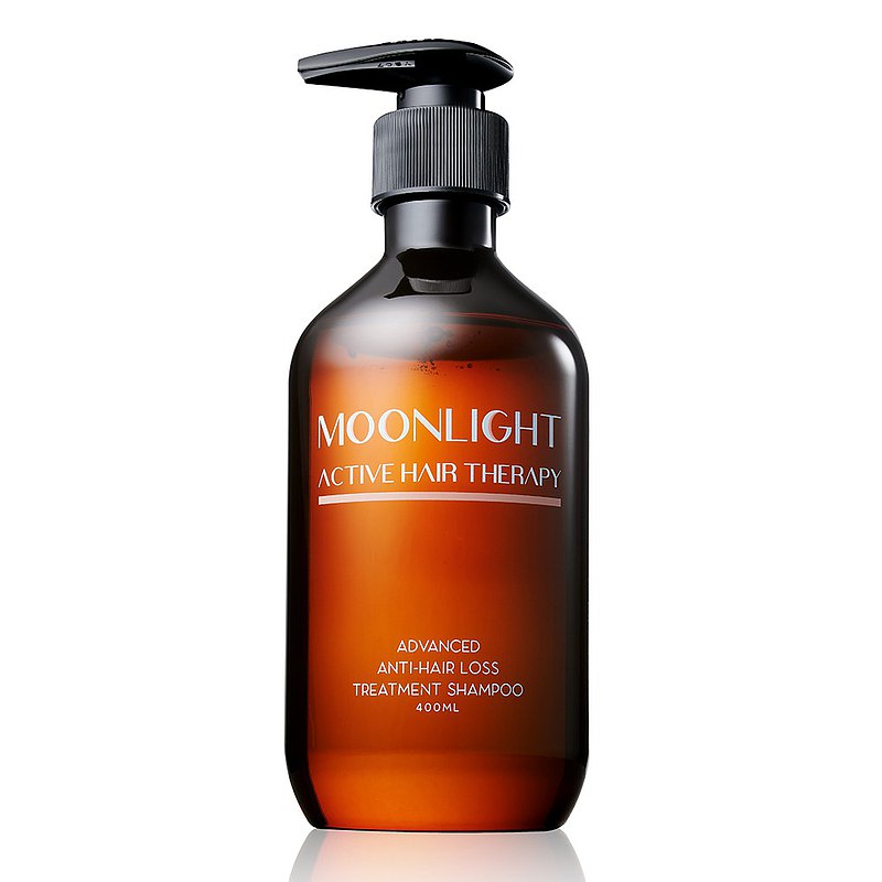 Moonlight 莯光 3%進化版健髮豐潤洗髮精 400mL+50mL(隨機)