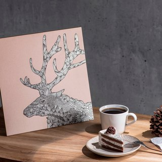 Elk-Aluminum Decorative Panel-Tex Edition Decor Board AL6061