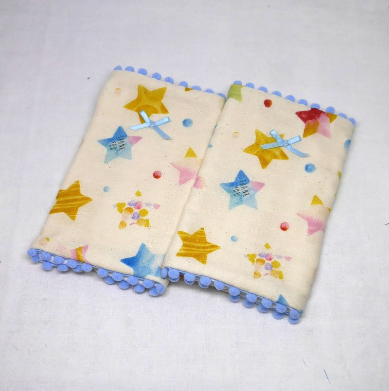 Japanese Handmade 8-layer-gauze droop sucking pads