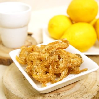 [afternoon snack light] perfume lemon dried fruit (85g / bag)