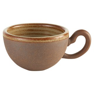 Early bird tastes fresh! Aurli Coffee │ Old Rock Mud Rock Coffee Cup (2 in) - Round Cup Series