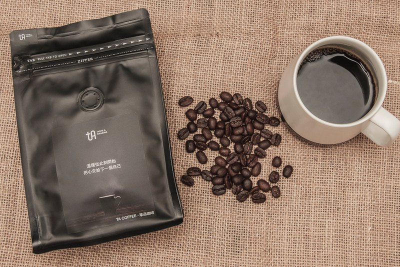 Indonesia Sumatra | Baked Beans Self-employed Design Hall / Boutique Coffee / Single Product Coffee