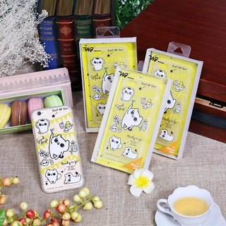 iPhone8 / mobile phone shell / soft shell / cool cool cat / authorization / gift / refreshing picnic