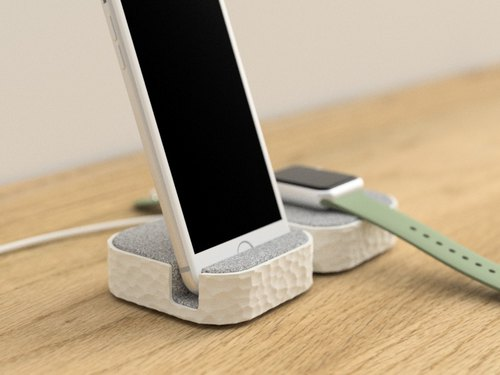 iphone stand, iphone holder, phone stand, minimal, for women, gift for her, gift for him, Galaxy, Nexus, docking station, hammered