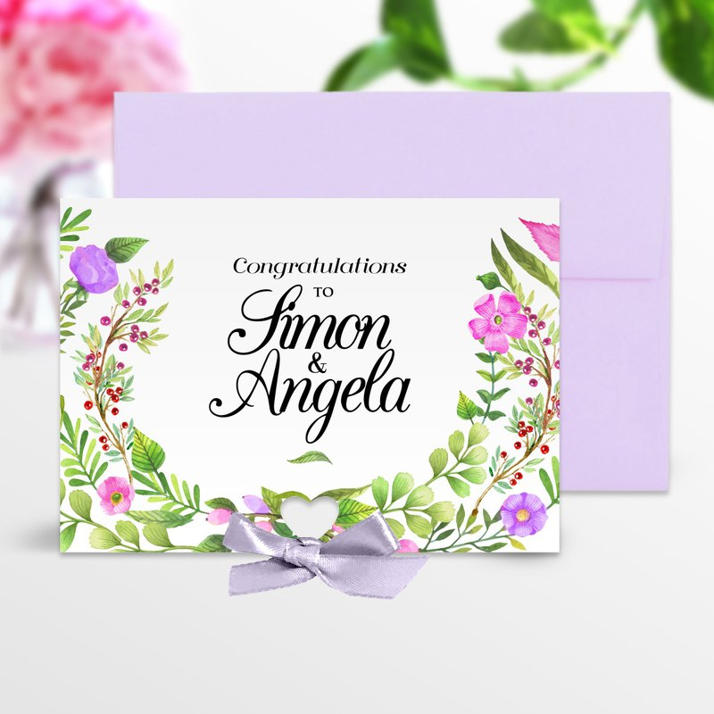 Wedding Greeting Cards.Wedding Congrats Card Wedding Pop Up Card Wedding Congratulations Wedding