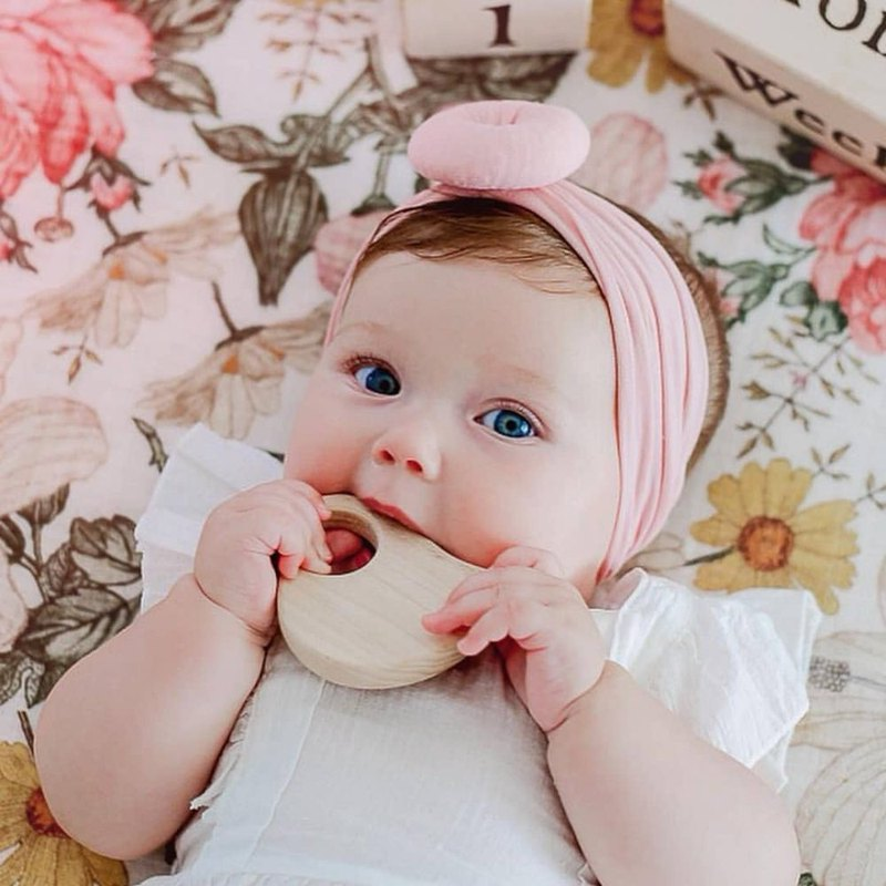 All-Natural Wood Teethers