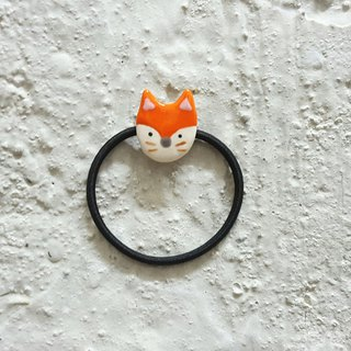 Little fox hair ring