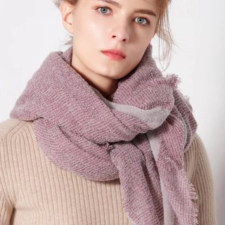 【In Stock】Wool shawl/scarf