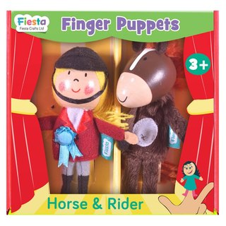 [UK Fiesta moving hands +] creative play Royal Knight (Knight + female cute pony) Creative fingers even Toys (+ group into two cartons)