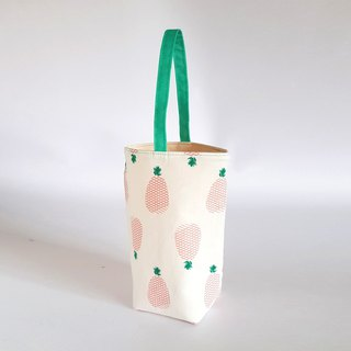 Fresh pineapple drink kettle bag / basic section