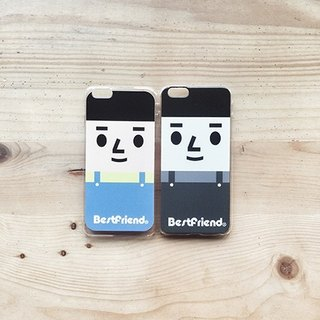 [BestFriend] Grayscale BoyFriend iPhone 6 / 6Plus Case grayscale series