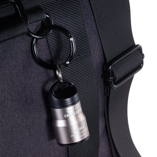 Handbag alarm and keyring with carabiner ALARM AMIGO