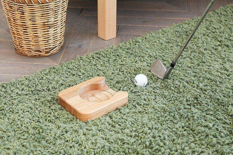 旭川工藝 SASAKI工藝 高爾夫 一桿進洞