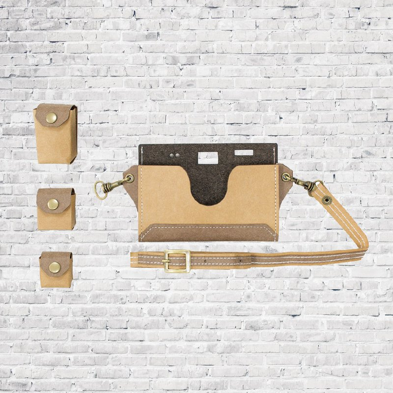 Paper Shoot-CAMERA BAG SET