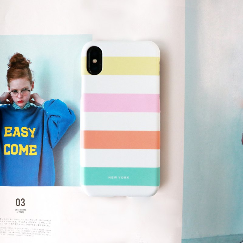 Neon Time Phone Case
