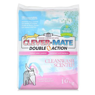 (2 packs) deodorant + antibacterial Double Action double powerful 10 kg (fresh fragrance)