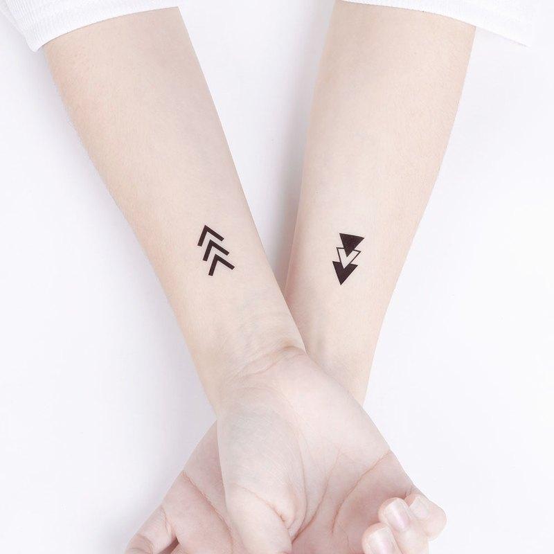 刺青紋身貼紙 / 心之所向 Surprise Tattoos