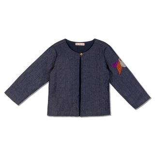 Layla Girl' Jeans Jacket