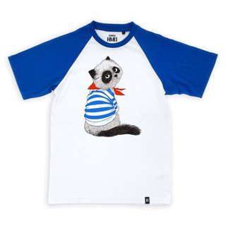 AMO®Original canned cotton T-shirt/AKE/Panda