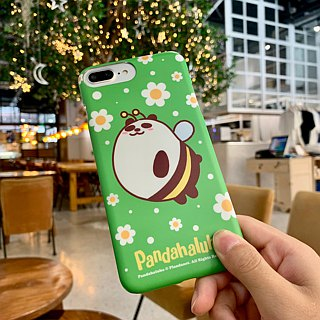 Small bee panda phone case (iphone7 / 8 Plus)
