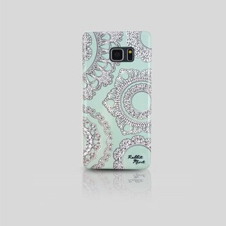 (Rabbit Mint) Mint Rabbit Phone Case - Thin He Leisi series - Samsung Note 7 (00006)