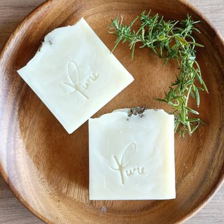 Pure pure handmade soap - bitter tea pear shepherd soap