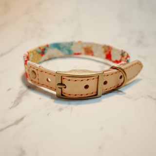 Dog M No. 2.0 cm wide dog collar (excluding tag)