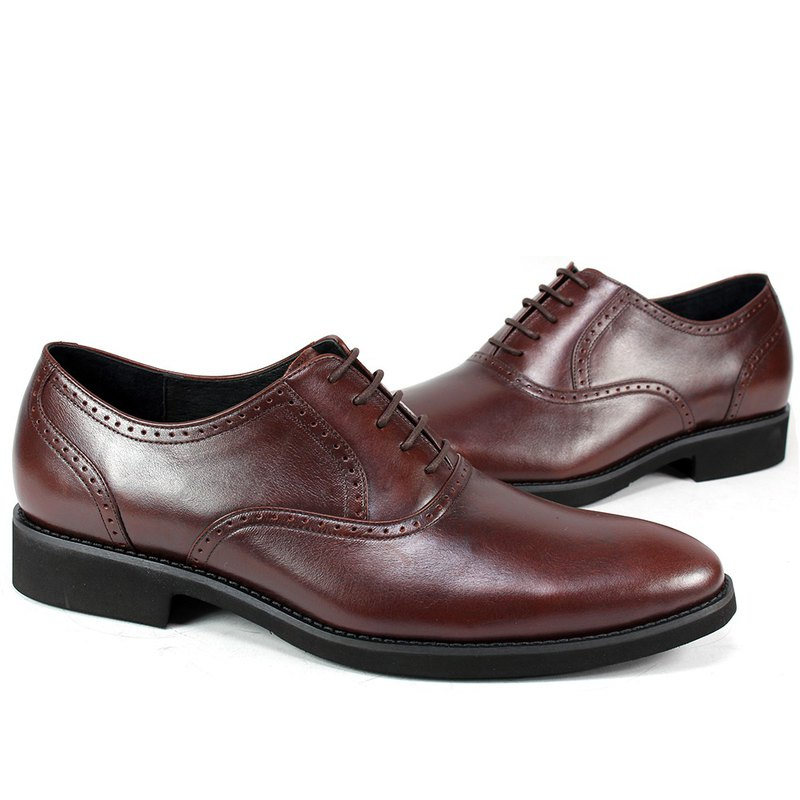 Sixlips Metropolitan Lightweight Carved Oxford Shoes