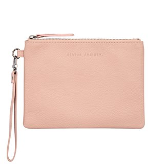 FIXATION Flat Clip _Dusty Pink/Light Pink