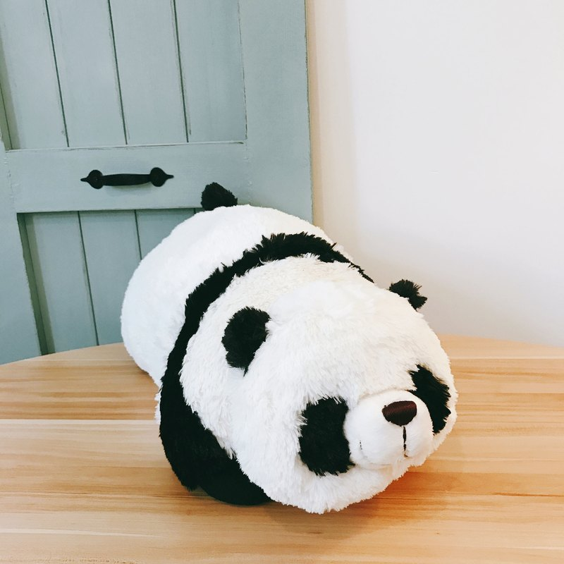 CANDY BEAR Panda Pillow