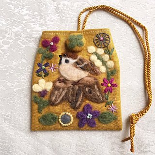 amulet bag of cocktiel