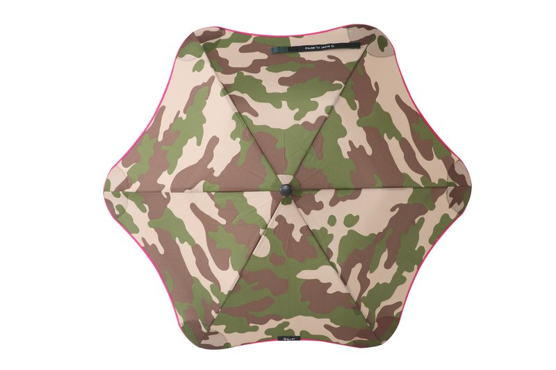 [BLUNT Paulant] XS_METRO Anti-Strong Wind Folding Umbrella - Camouflage Totem (Camouflage Powder)