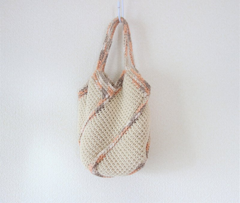 Cotton bag / natural color / yuoworks