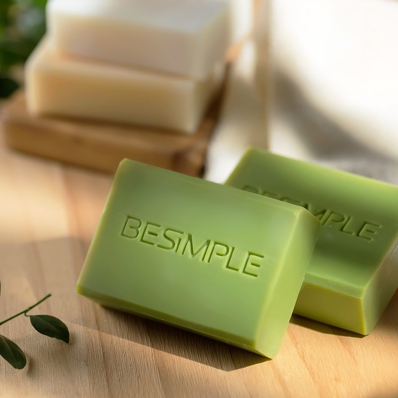 Be Simple Natural Products - Green Soap