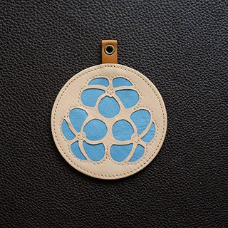 KAMON - family crest - coaster butterfly 3 shots Korin ivy