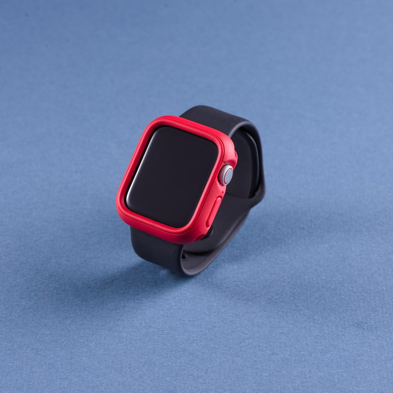 Crashguard NX Drop Frame Protector - Red / For Apple Watch 1/2/3/4 Generation