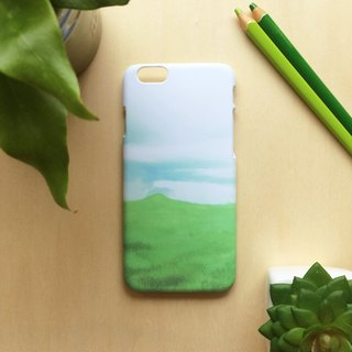 Refreshing grassland.  Matte Case( iPhone, HTC, Samsung, Sony, LG, OPPO)