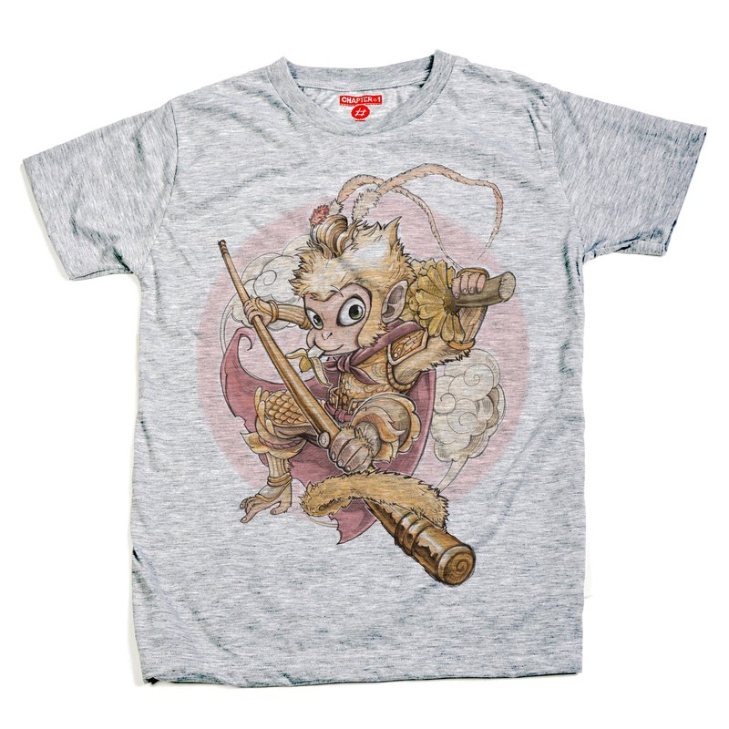 Sun Wukong Chapter One T-shirt