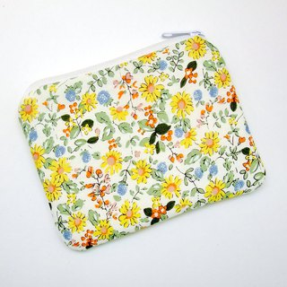 Zipper pouch / coin purse (padded) (ZS-259)