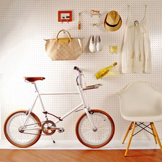 SE ic | Trail car Mini Velo _ Choco Chic