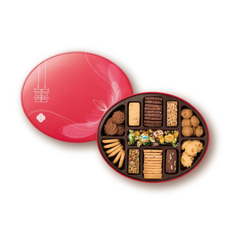 奇華餅家-金緣喜禮盒