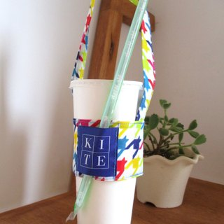 Small kite - Environmental Cup Set - Chidori pattern