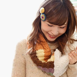 ☆ Hammock ☆ 彡 Hammock Wool Fluffy Snood