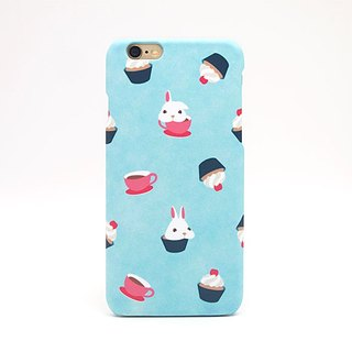 Bunny Cupcakes iPhone case