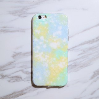 Wonderland series ll 001 ll hand-painted oil painting phone case