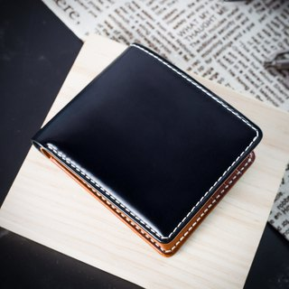 MISTER Cordovan 【handmade wallet】 customized lettering
