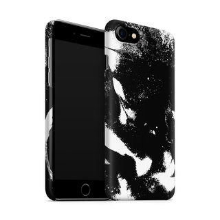Black rice Phone case