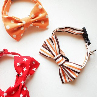 OOFY Handmade - Replaceable Stereo Pet Bow Tie Dog Bow Tie