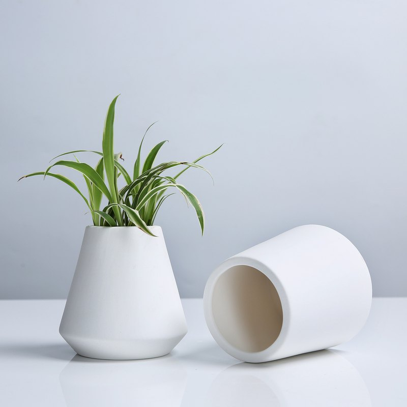 ZESEE | polygon vase 幾何花器